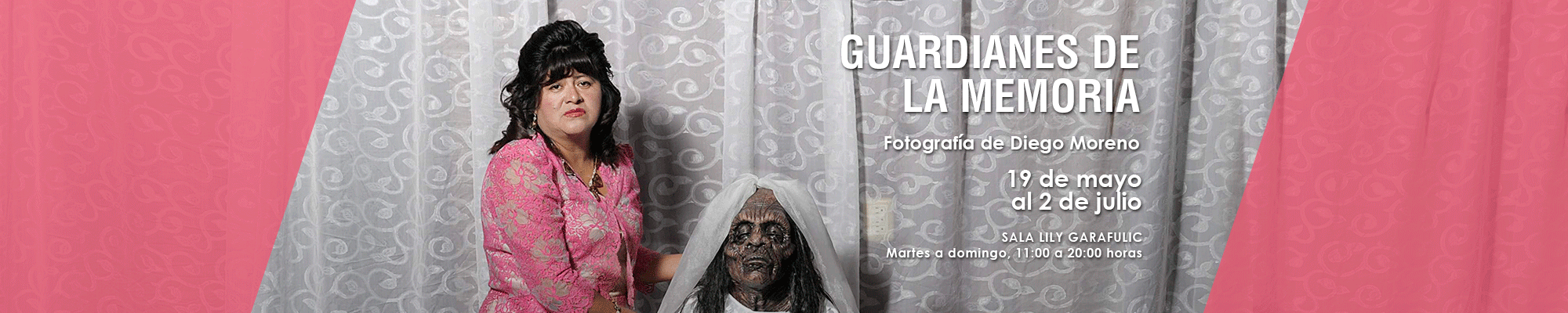 Guardianes de la Memoria. Fotografía de Diego Moreno