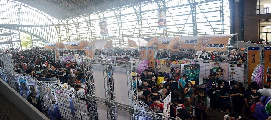 Animé Expo Santiago Evolution 2017