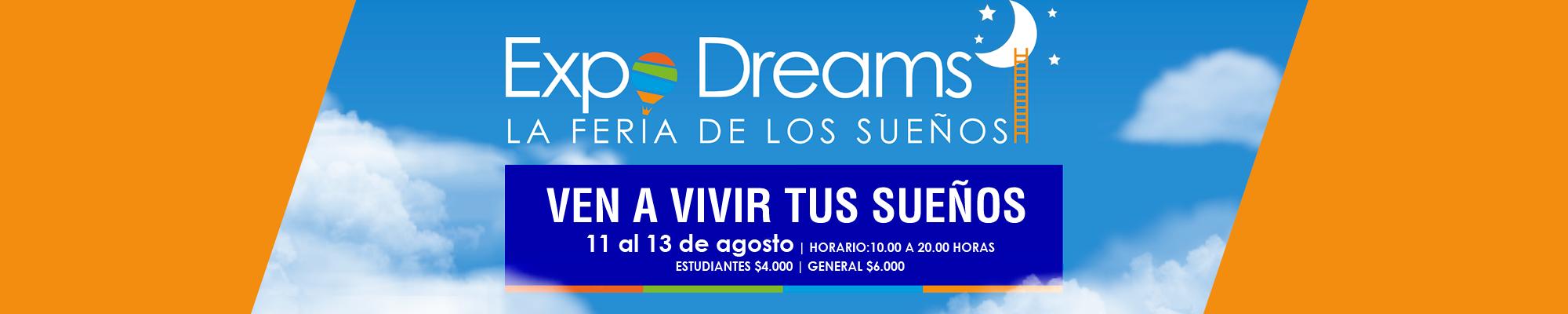 Expo Dreams. La feria de los sueños