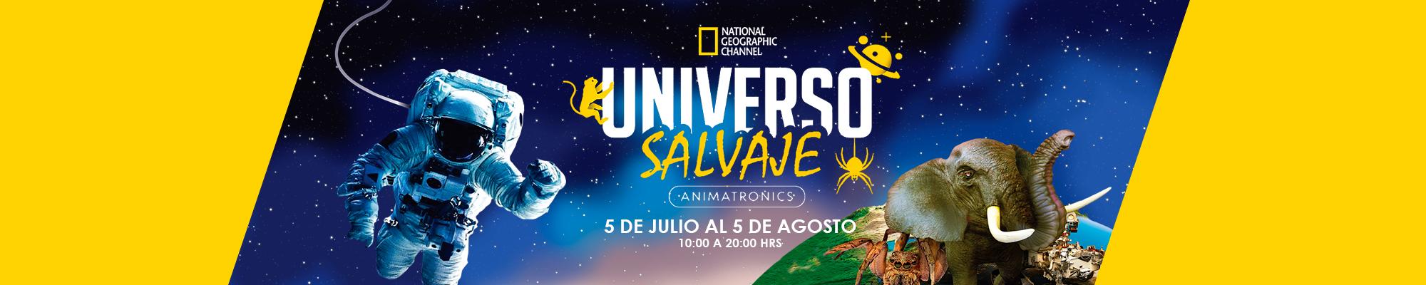 Universo Salvaje National Geographic