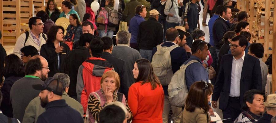 Balance año 2018: 769 mil personas visitaron CCEM