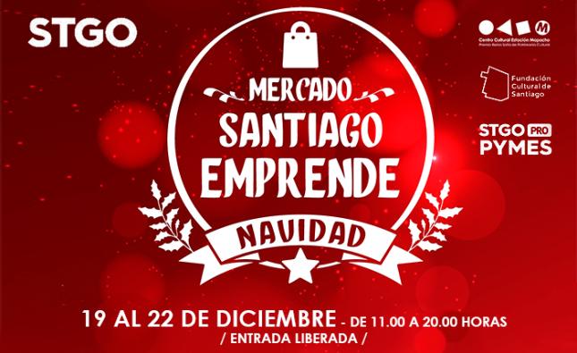 Mercado Santiago Emprende