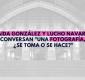 """Zaida González y Lucho Navarro conversan """"Una fotografía, ¿se toma o se hace?"""""""
