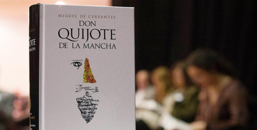 """Día del Libro: Lectura colectiva del """"Quijote"""""""