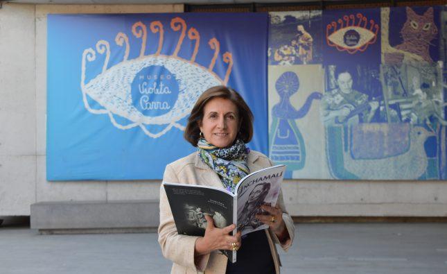 'Ciudad, crisis social y patrimonio' junto a la directora del Museo Violeta Parra